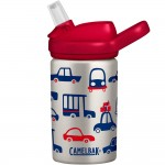Butelka CamelBak Eddy+ Kids stalowa 0.4L Cars and Trucks