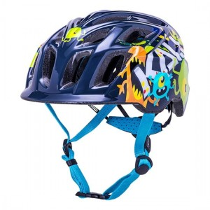 Kask dla dziecka KALI Chakra Child Monsters Black S 48-54 cm