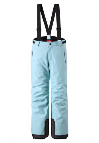 Zimowe spodnie narciarskie Reima Reimatec® Takeoff kolor Turquoise