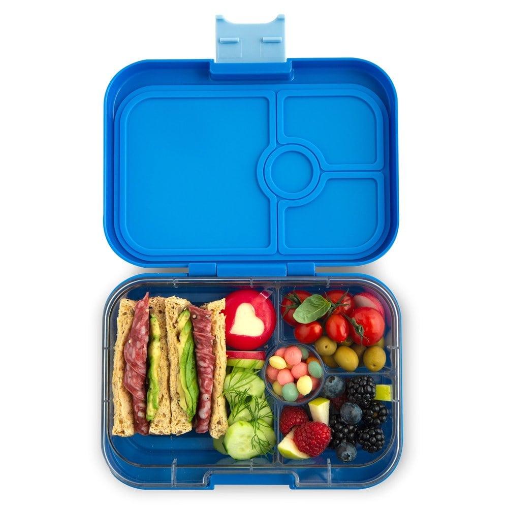 Lunchbox Yumbox Panino Jodphur Blue 4 Przegródki Bento śniadaniówka Dla Dzieci Activekid Pl